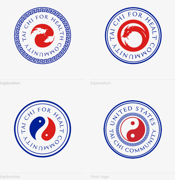ustcc logo design process